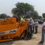 The Ohio Department of Transportation: LeeBoy 8500 Training