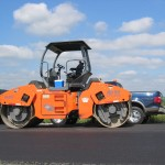 Shelly and Sands, Inc HAMM Roller